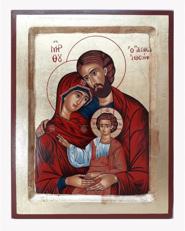 Icona serigrafata Sacra...