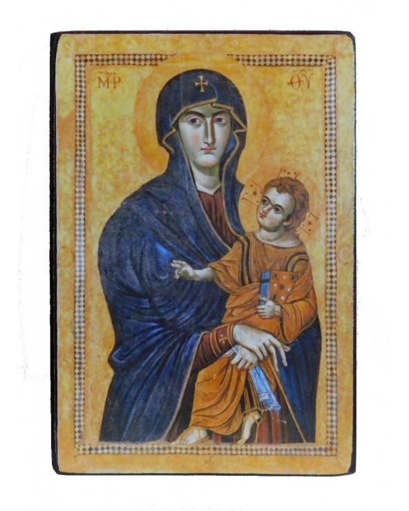 Icona Madonna Salus Popoli...