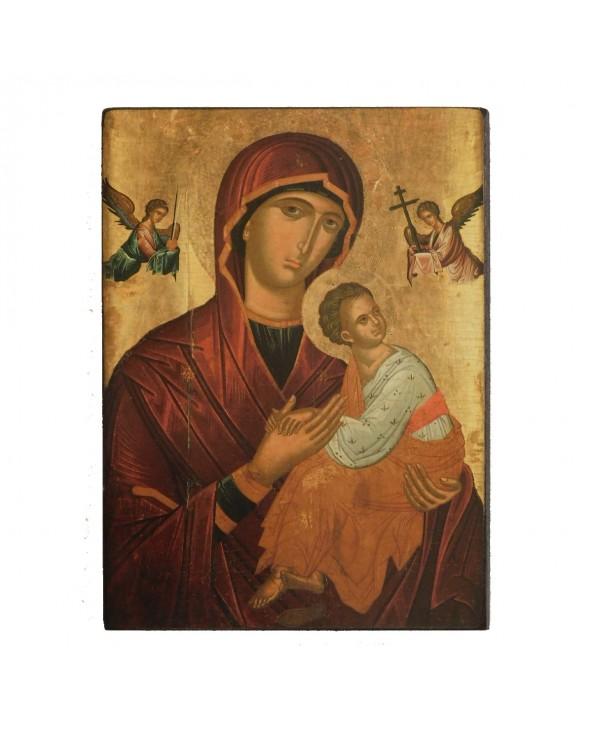 Icona sacra Madre di Dio del Perpetuo Soccorso
