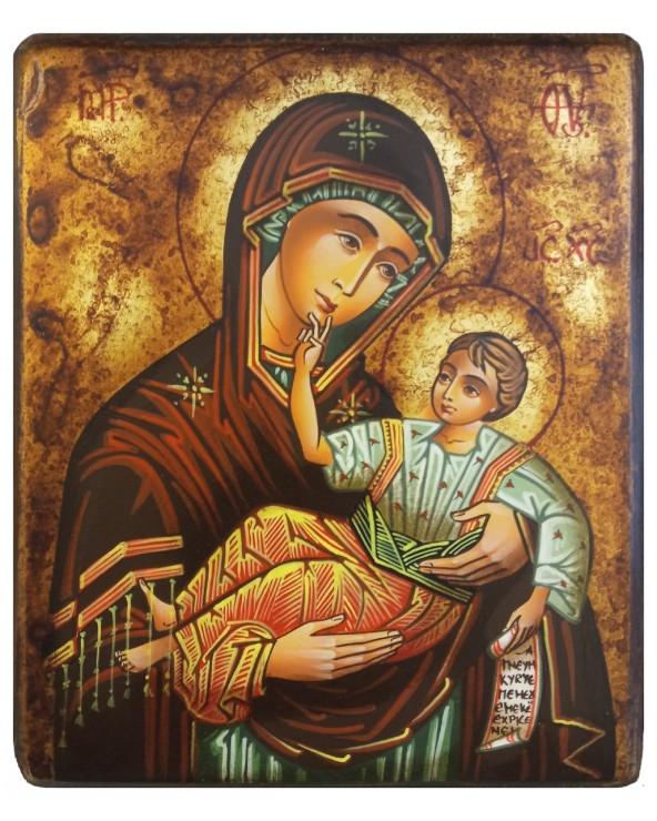 Madonna con Bambino icona...