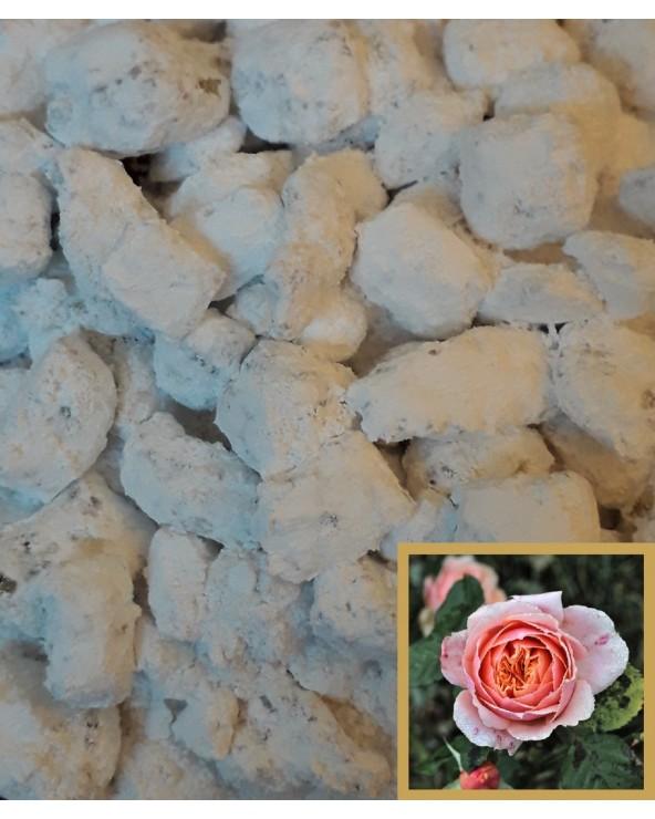 Incenso alla Rosa greco speciale del Monte Athos in grani