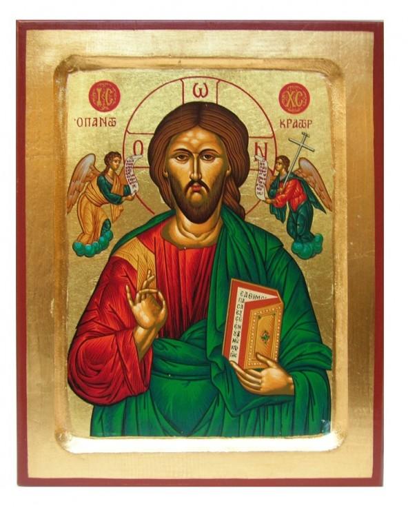 Icona serigrafata Cristo...