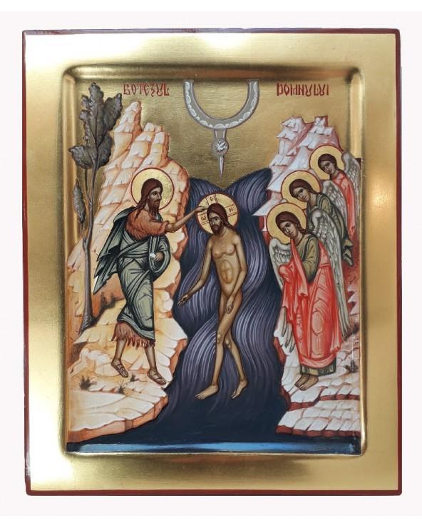 Icona sacra dipinta...